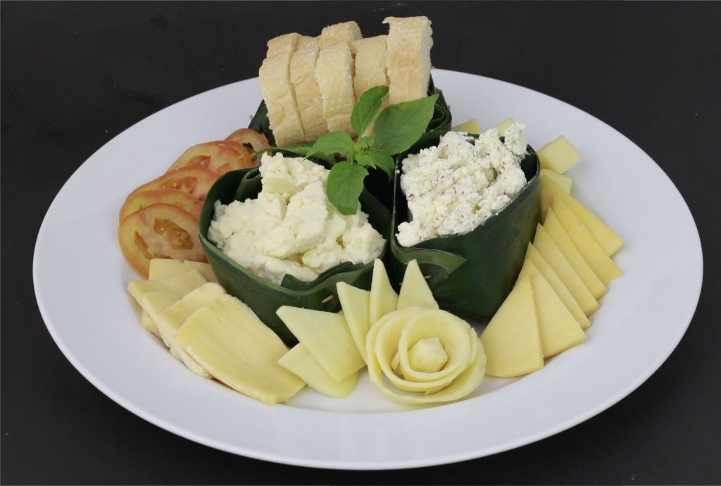 Extra Small Cheese Platter