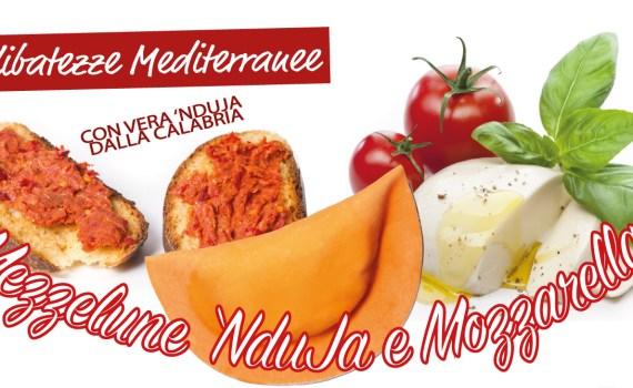 'nduja e mozzarella-pastificiomarcello
