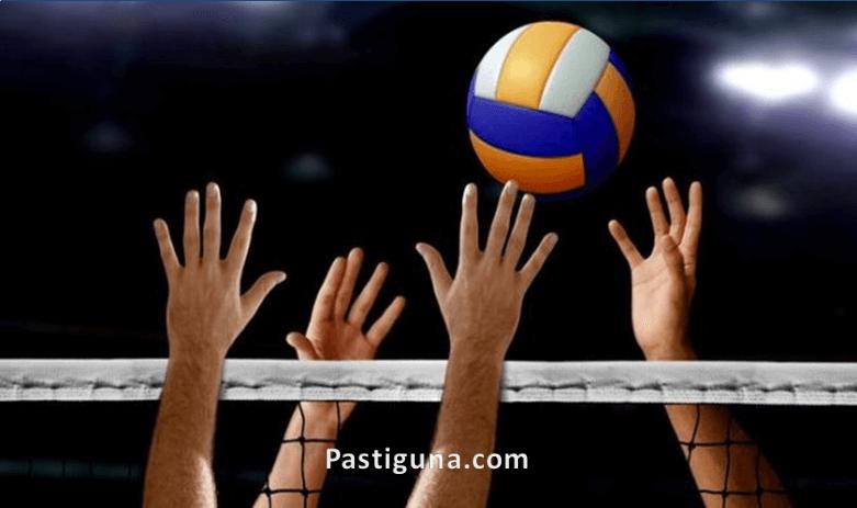 teknik dasar permainan bola voli