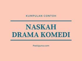 naskah drama komedi