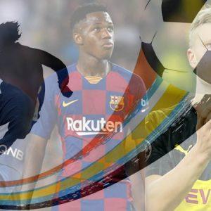 3 Pemain Sepak Bola Usia Muda Calon Bintang