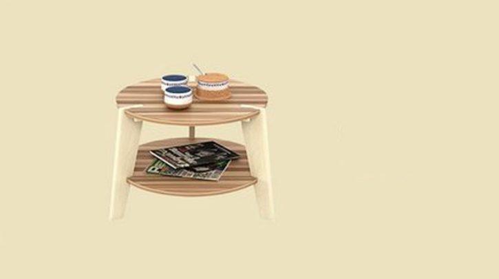 Coffee Table Murah Desain Kekinian dan Futuristik