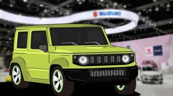 Spesifikasi Singkat Suzuki Jimny Terbaru Tahun 2021