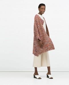 multicolor Zara