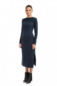 rochie bleumarin d96