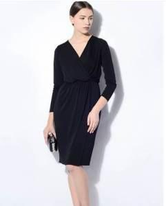rochie r 297 negru