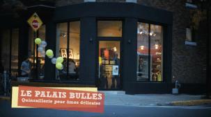 PALAIS BULLE - Petite Italie