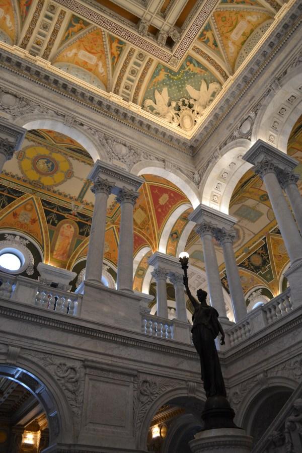 Library Of Congress Essay Pastnow