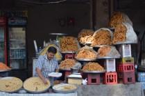 Negozio di dolci a Jaipur