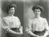 Miss Bastow, 1907