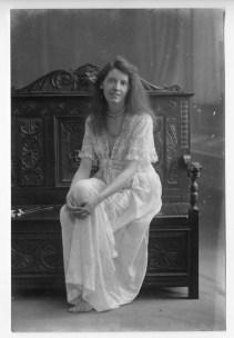 David's wife, Bessie