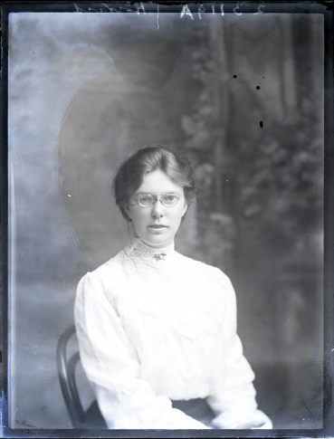 Miss Howard, undated