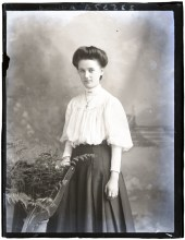 Miss Adams, 8 Dec 1906