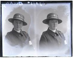 Miss Rose Berkley, 17 May 1917