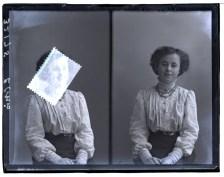 Miss E Corris, 12 Jan 1912