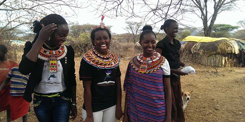 Partnering for Advocacy in Samburu County