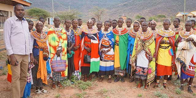 Women's Empowerment Workshop in Wamba