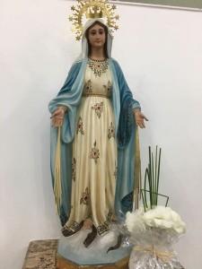 1º Dia da Novena de Nossa Senhora