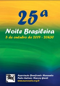 25 Noite Brasileira 2019