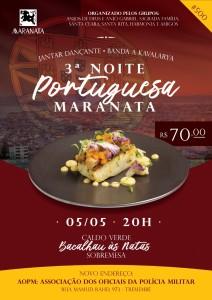 3º Noite Portuguesa Maranata