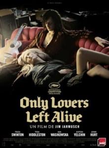 Chronique cinéma : «Only Lovers Left Alive» de Jim Jarmusch