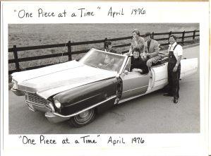 31.05.2021 – L'heure de monter sa Cadillac soi-même