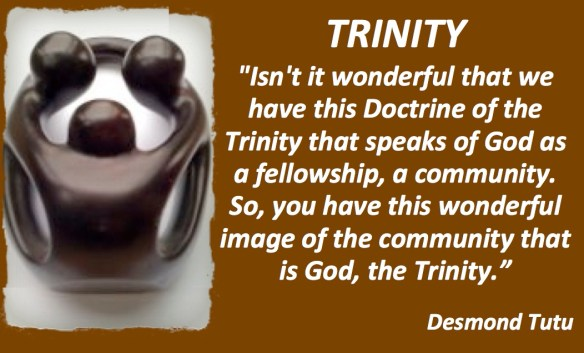 Trinity Desmond Tutu - Dawn Hutchings
