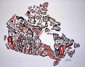 1st Nations' Canada