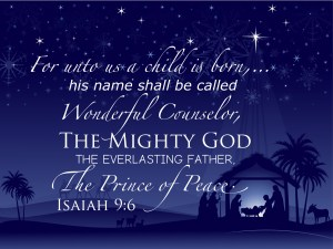 Isaiah 96 He Shall Be Called Mighty God Pastoreid