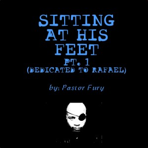 SITTING AT HIS FEET EPISODE COVER