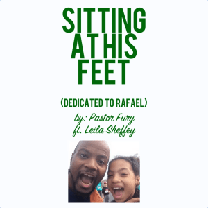 SITTING AT HIS FEET SONG COVER