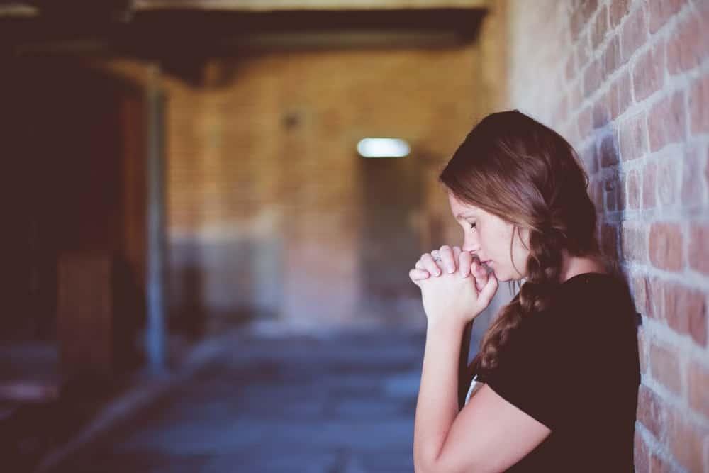 Suicide Prayer