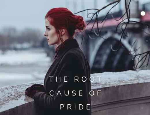 root cause of pride
