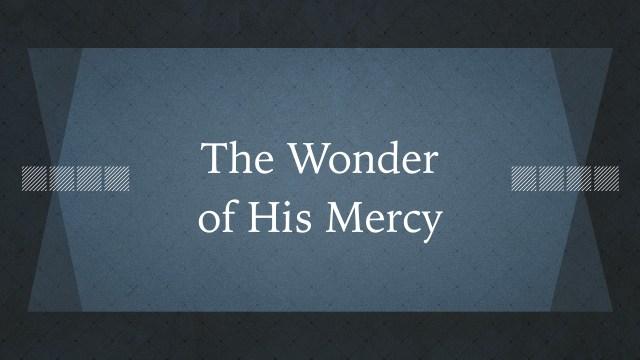 Wonder of His Mercy.001