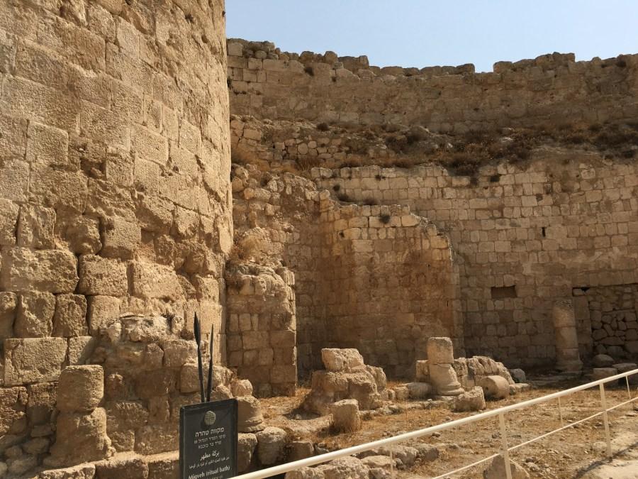 Ruins of Herodian