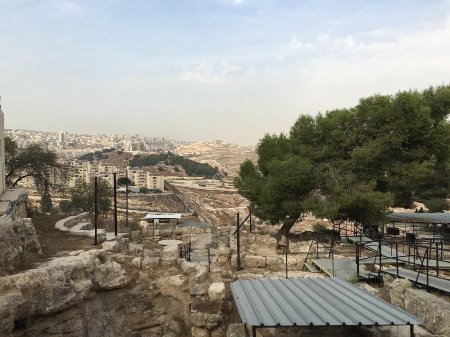 Shepherd's Field - Bethlehem