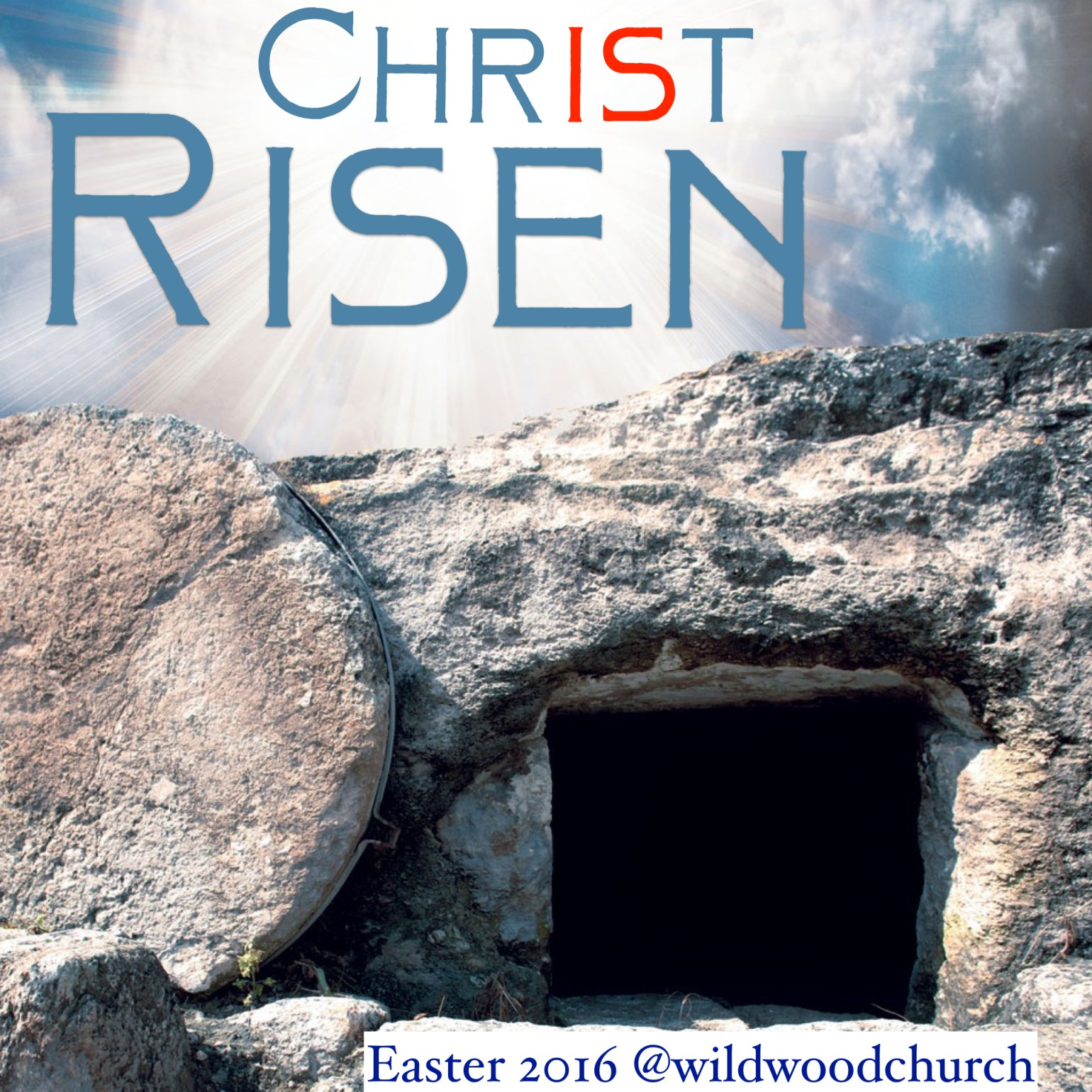 Christ is Risen Promo 2.001