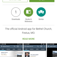 NEW!!! Official Bethel Church App!!!