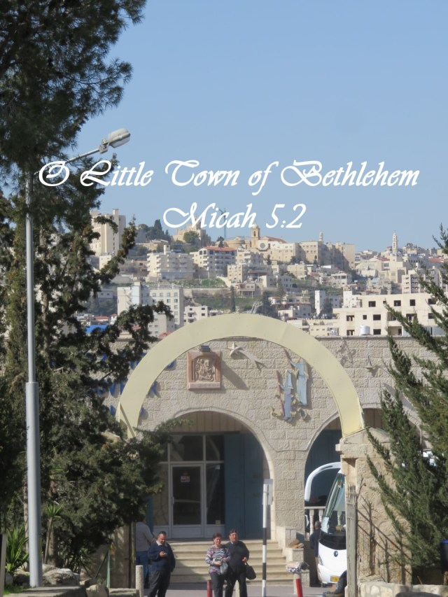 What Bethlehem looks like today