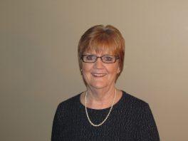 Reverend Dr. Carolyn Allen smiling.