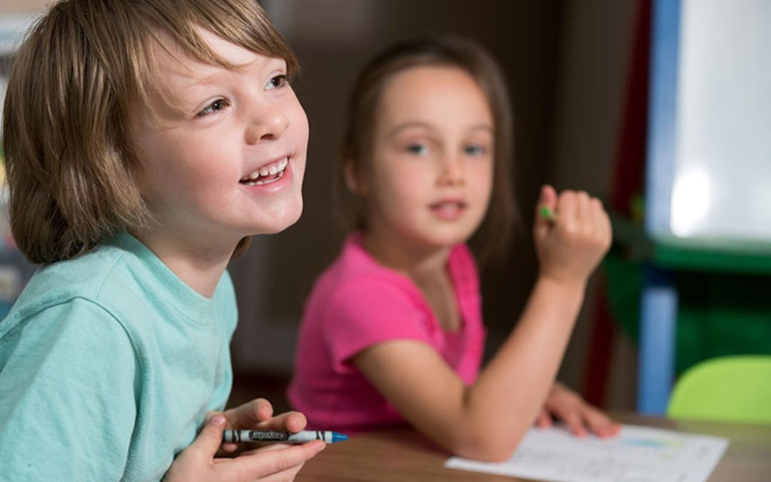 Engage children in worship in 4 simple steps