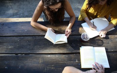 Six Benefits of Studying God's Word with Others