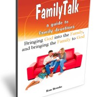 FamilyTalk is the first devotional I wrote and has been used in churches all over the country.