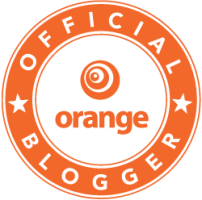 Honored to be an official Orange Blogger