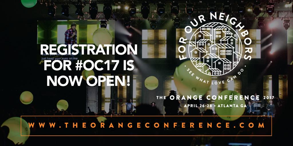 Orange Conference #oc17
