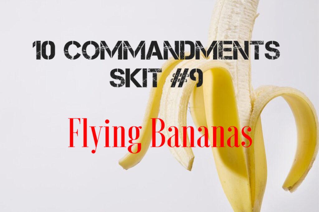 10 commandments skit