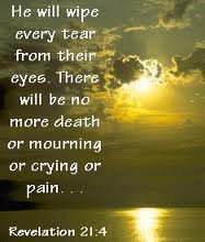 Thought for the Day - God Will Wipe Away Every Tear | Pastor Unlikely