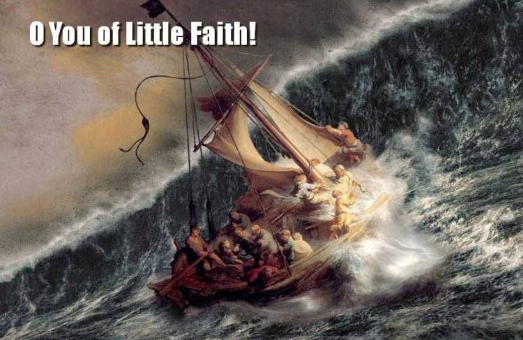 The Storms of Life Pastor Unlikely