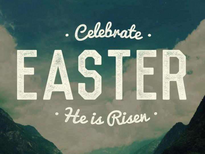 Easter -Sermon