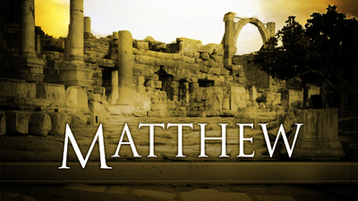 "Sermon Series:  Matthew 4: 12-25 - Jesus is Calling to Us ""Follow Me"""